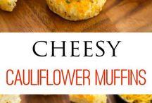 low gi savoury muffins