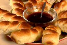 Sweet & savoury breads