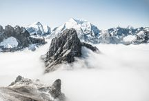 Clouds, Mist & Fog