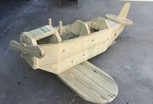 wooden play