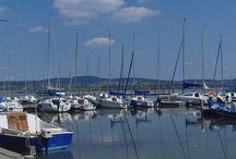 Yacht Klub Agárd, kikötő és vitorlásiskola