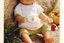 Dukkeklær Baby Born