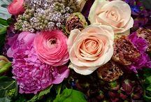 Flowerbouquets by decoration&fleur