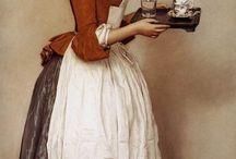 XVIII century fashion