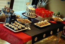 Theme parties! / by Sylvia Dowdy