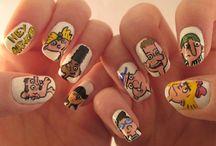 Nails  / by Gabriela