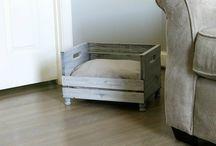 Кровати для животных