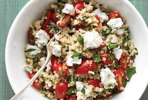 Salads / Vegetarian recipes of salads
