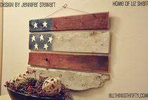 Log home decorating ideas / by Shelia Hazelwood