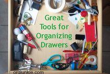 organizing - home