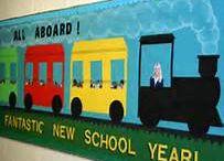 panneaux d'affichage pour l'école
