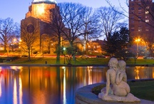 University Circle Attractions / Downtown Cleveland Ohio is full of excitement, history, beautiful museums and art! Visit one the several museums in and around University Circle just take in the glory of this wonderful city.