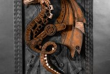 steampunk / steampunk items