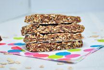 Snack/breakfast bars