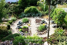 French gardening / by Nita Hiltner