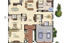 Florida Homes - Favorite Floorplans / by GL Homes - New Homes in Florida