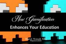 Gamification in Education / by T. Raven Meyers