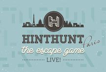 HintHunt - The Escape Game