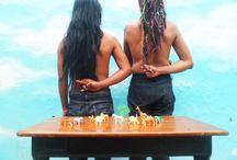 versus study performance art / Ridwan Rau Rau vs FJ Kunthing  8 maret 2015