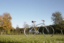 Beautiful Bikes / The iconic two wheels / by Jess Thompson