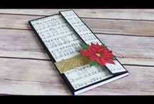 Christmas notepad  cover