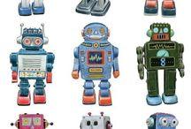 Robot love / It's geeky.