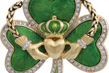 Irish Saints , Signs, Symbols, & Sights