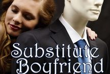 Substitute Boyfriend / Teasers from the book / by Jade C. Jamison