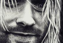 Kurt cobain / by Liz Steelman