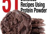 Book of protein recipies