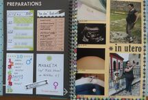 BABY - Matěj - PUFFIN´s smashbook / The Baby Smashbook pages I´ve creted © Puffin / Happy mail ninja