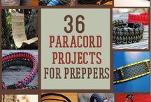 Paracord / by Brandi Sumpter