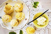 sladké dezerty a ostatní pečivo