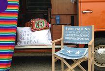 SeaKisses go camping