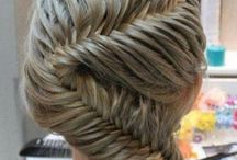 super cute hairstyles!! / cute hairstyles that I wish I had the capability to do!! / by Elleigh Shepherd