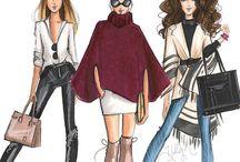 roupas/ desenhos