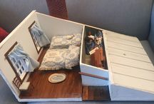 Hoosier History told in miniature Bicentennial exhibit