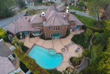 1612 Clydesdale Circle Westlake Village, CA 91362 / Listing $1,599,000 asking price, gorgeous North Ranch Custom Tudor two story home with 4 beds/4 baths and a large lot with a circular driveway!