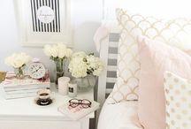 Bedroom decor ideas ♡