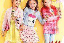 Nová kolekcia H&M v Bory Mall / Jar je tu! Oživte šatník vašich ratolestí aktuálnymi a zábavnými kúskami.