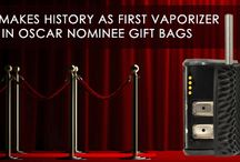 """Haze is First Vaporizer to Be in the """"Everyone Wins at the Oscars"""" 2015 Nominee Gift Bags / Haze Technologies is the first vaporizer to be included in the """"Everyone Wins at the Oscars®"""" Nominee Gift Bags. The Haze, an aromatic portable vaporizer, will be given to all the (non-winning) nominees for Hollywood's top prize in the Best Actor, Best Actress, Best Supporting Actor, Best Supporting Actress and Best Director categories, along with other high-end """"Swag Bag"""" items, in addition to this year's host, Neil Patrick Harris."""