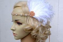 Rose Gold Belt / Headbands
