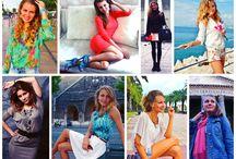 G-Fashion / Каждую среду, вооружившись камерой, наш гид по стилю отправляется на поиски очередной модницы или модника. Вместе с нами Вы познакомитесь с самыми стильными и неординарными личностями города Санкт-Петербурга!