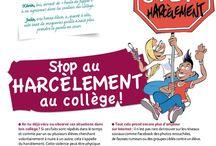 Stop au harcelement