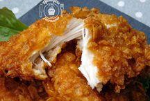 Poulet Kentucky Fried