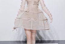 rochii cu crinolina