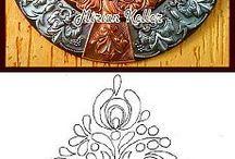 embosare metal