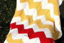 Crochet: Blankets and Afgans. / by Megan Lemon