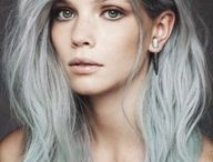 Hair styles- Colorations