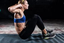 At-Home Workouts / No gym is required for these fat-burning, sweat-inducing workouts! Pump up your favorite playlist and choose a cardio or strength routine in the comfort of your home.